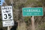 Marshall - Population 50