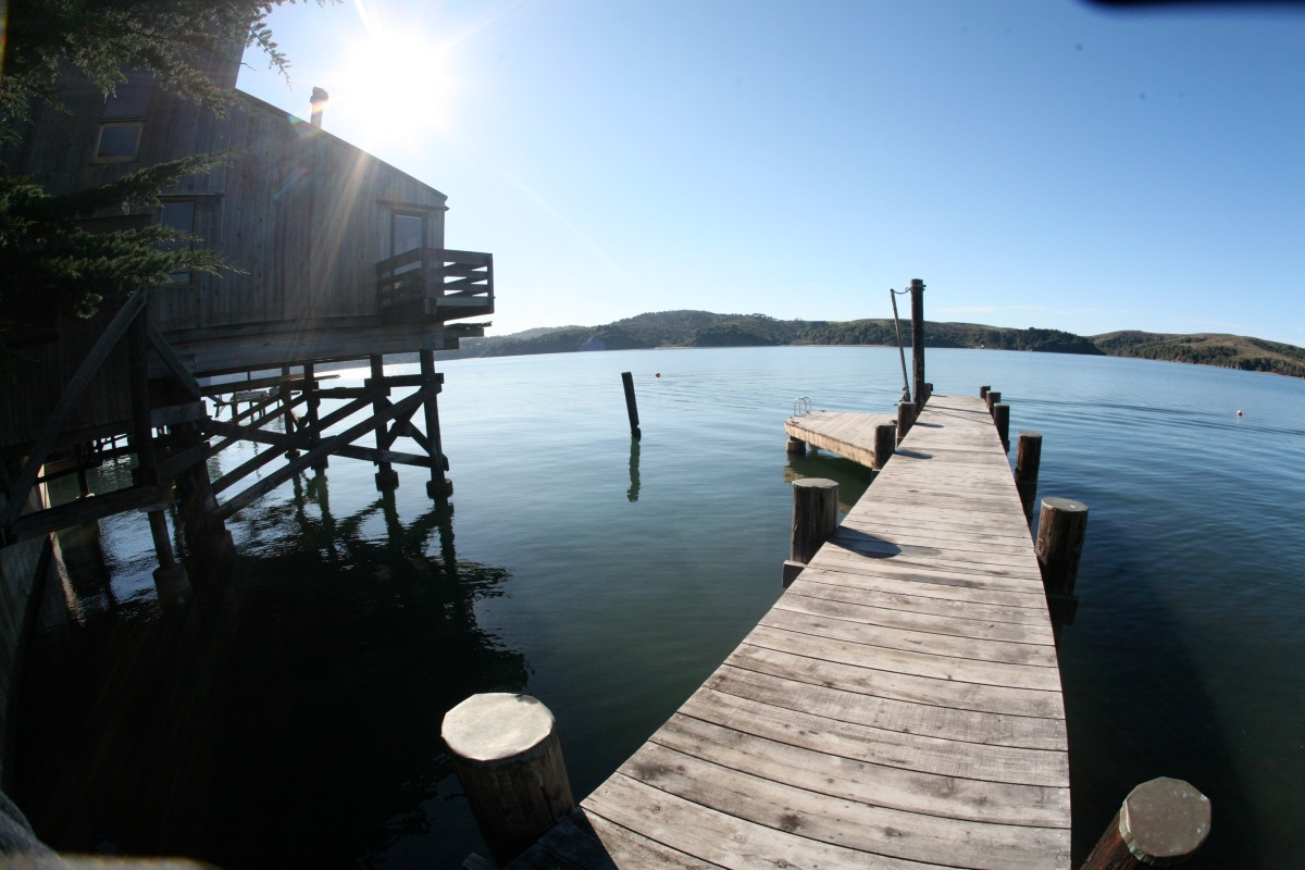 The Poet S Loft Exquisite Vacation Rental On Tomales Bay